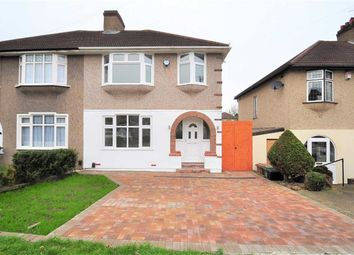 Thumbnail 3 bed semi-detached house for sale in Shinglewell Road, Erith