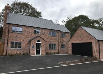 Thumbnail 4 bedroom detached house for sale in Plot 7, Kynaston Place, Birch Road, Ellesmere