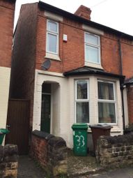 Thumbnail 5 bedroom terraced house to rent in Bute Avenue, Lenton, Nottingham
