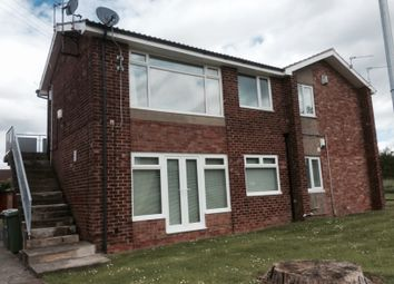 Thumbnail 1 bed flat to rent in Castledale Avenue, Blyth