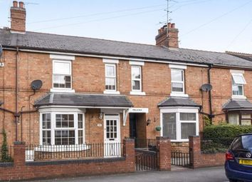 Thumbnail 3 bedroom terraced house for sale in Kings Road, Evesham, Worcestershire, .