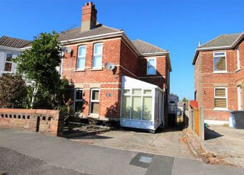 Thumbnail 3 bed semi-detached house to rent in Shillito Road, Parkstone, Poole