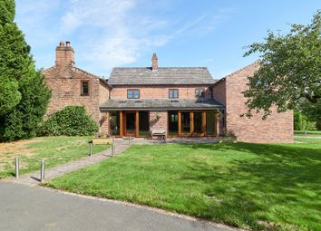 Thumbnail 5 bed detached house for sale in Clay Lane Farm, Marton, Near Tarporley, Cheshire
