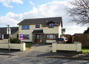 Thumbnail 5 bed detached house for sale in Essex Road, Pembroke Dock