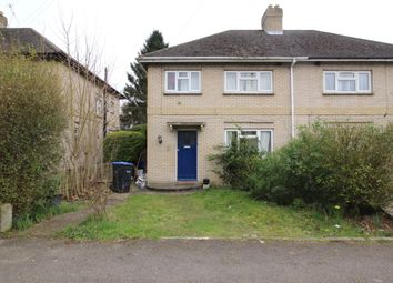 Thumbnail 4 bed semi-detached house to rent in Elmbank Avenue, Englefield Green, Egham