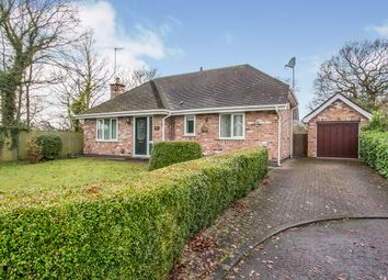 Thumbnail 2 bed bungalow for sale in St. Vincent Drive, Hartford, Northwich, Cheshire