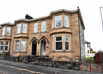 Thumbnail 4 bed end terrace house for sale in 60, Forsyth Street, Greenock, Renfrewshire