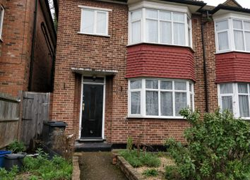 Thumbnail 3 bed semi-detached house to rent in Dagnall Park, London