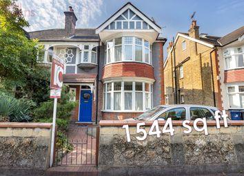 Ascott Avenue, London W5. 4 bed semi-detached house