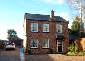 Thumbnail 4 bed detached house to rent in 8 Chapel Street, Holt, Wrexham