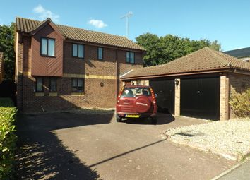 Thumbnail 4 bedroom property for sale in Coriander Drive, Thetford