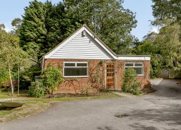 Thumbnail 3 bed bungalow for sale in Woodstock Close, Oxford