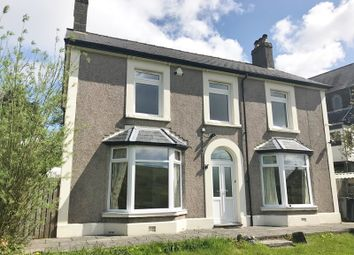 Thumbnail 5 bed detached house for sale in Poplar Road, Tredegar