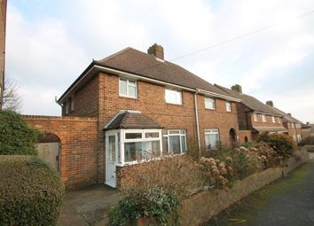 Thumbnail 3 bed semi-detached house for sale in Amberley Drive, Hove, East Sussex