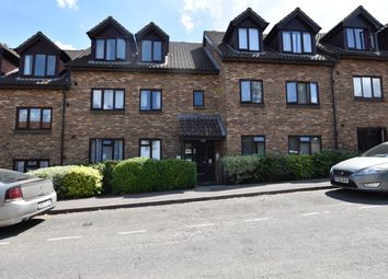Thumbnail 2 bed flat for sale in Leamon Court, Brandon, Suffolk