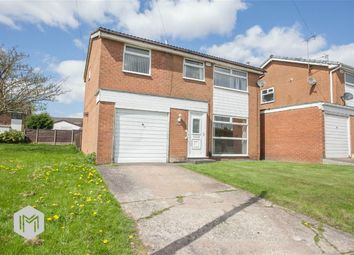Thumbnail 4 bed detached house for sale in Widcombe Drive, Breightmet, Bolton, Lancashire