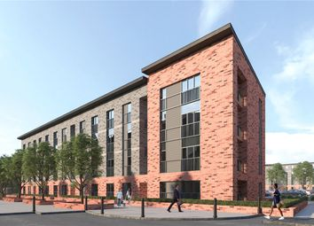 Thumbnail 2 bed flat for sale in Plot 23 - Hathaway Building, North Kelvin Apartments, Glasgow