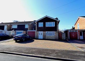 Thumbnail 4 bed detached house for sale in Moody Road, Stubbington, Fareham