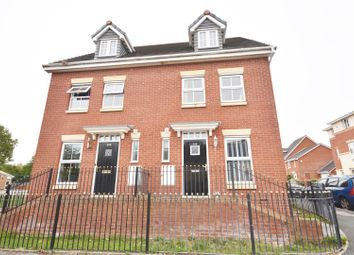Thumbnail 3 bed semi-detached house for sale in Twickenham Drive, Moreton, Wirral