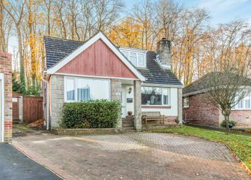 Thumbnail 3 bedroom detached bungalow for sale in Hinton Crescent, Thornhill, Southampton