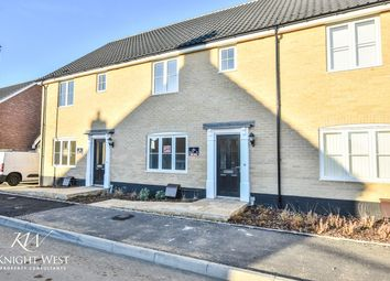 Thumbnail 3 bed terraced house for sale in Off Harwich Road, Mistley