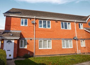 Thumbnail 2 bed maisonette for sale in Trafalgar Close, Syston
