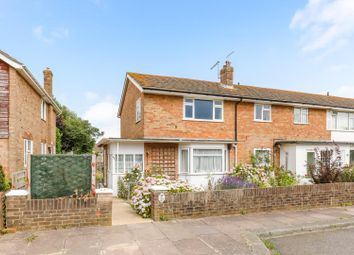 Thumbnail 2 bed flat for sale in Chesham Close, Goring-By-Sea, Worthing