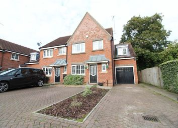 Thumbnail 3 bed end terrace house for sale in Moore Crescent, Houghton Regis, Dunstable