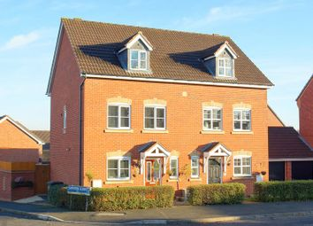 Thumbnail 3 bed semi-detached house for sale in Lily Green Lane, Brockhill, Redditch, Worcestershire