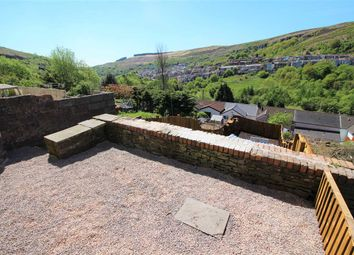Thumbnail 2 bed terraced house for sale in Middle Row, Blaenllechau, Ferndale