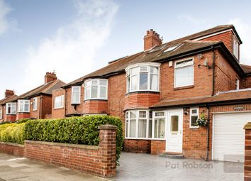 Thumbnail 4 bed property to rent in Bolbec Road, Fenham, Newcastle Upon Tyne