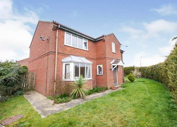 Thumbnail 4 bed detached house for sale in Low Mill Close, York