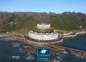 Thumbnail 3 bedroom flat to rent in Fort Picklecombe, Cornwall