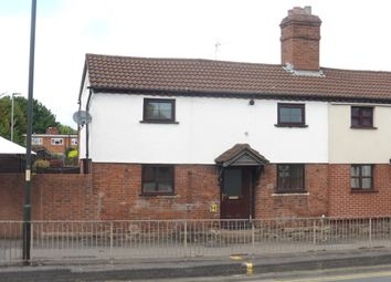 Thumbnail 2 bed semi-detached house for sale in Holland Gardens, Belmont Road, Hereford