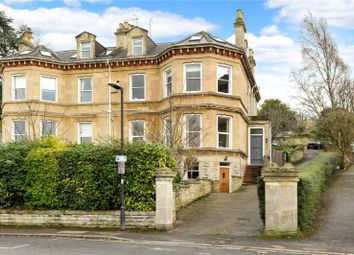 Thumbnail 2 bed flat for sale in Upper Oldfield Park, Bath