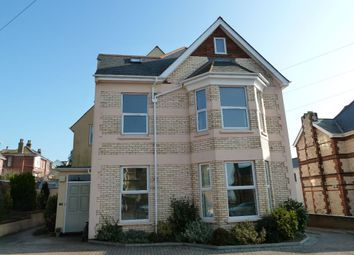 Thumbnail 3 bed flat to rent in Hartley Road, Exmouth