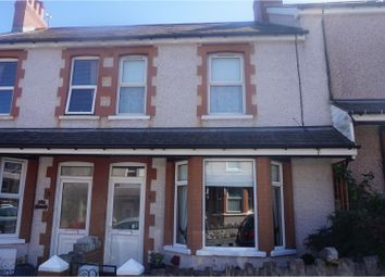 Thumbnail 2 bed terraced house for sale in Highfield Road, Colwyn Bay
