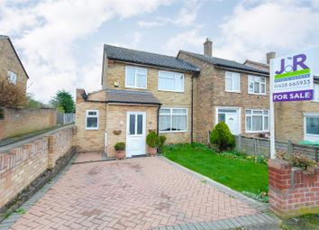 Thumbnail 3 bed end terrace house for sale in Long Readings Lane, Slough