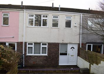 Thumbnail 2 bed terraced house to rent in Bettsland, West Cross, Swansea