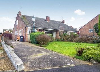 Thumbnail 3 bed bungalow for sale in Braefield Close, Ilkeston
