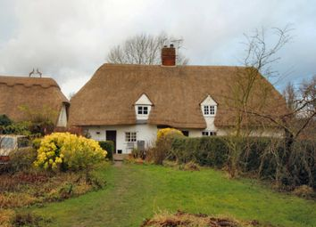Thumbnail Semi-detached house to rent in Streetly End, West Wickham, Cambridge, Cambridgeshire