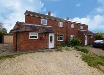 Thumbnail 3 bed semi-detached house for sale in Brookside Estate, Chalgrove, Oxford