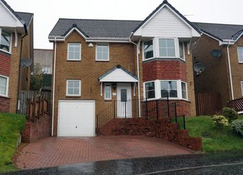 Thumbnail 4 bed detached house for sale in Walnut Close, Laburnum Gardens, East Kilbride