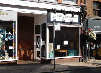Thumbnail Retail premises to let in 11 Smith Street, Warwick, Warwickshire