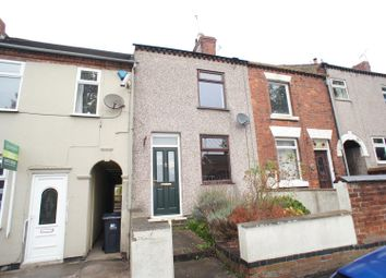 Thumbnail 2 bedroom terraced house to rent in Peasehill, Ripley