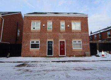 Thumbnail 4 bedroom semi-detached house for sale in Moss Street, Newbold, Rochdale