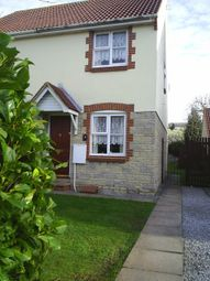 Thumbnail 2 bed semi-detached house to rent in Felsberg Way, Cheddar, N Somerset