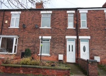 Thumbnail 3 bed terraced house for sale in Lea Road, Gainsborough, Lincolnshire