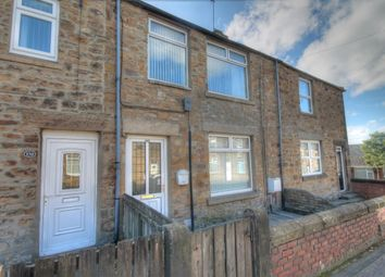Thumbnail 3 bed terraced house to rent in Durham Road, Blackhill, Consett