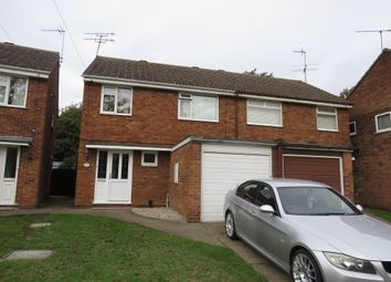 Thumbnail Semi-detached house for sale in Princedale Close, Ipswich